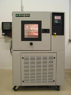 Envirotronics SH8 Environmental Thermal Chamber