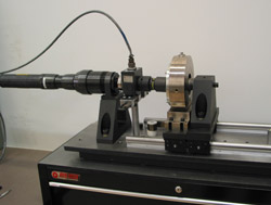 Torque-Tension Test Cell