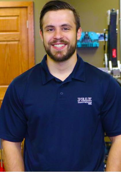 Dan Lewis-Rzeszutek : Engineering Test Technician