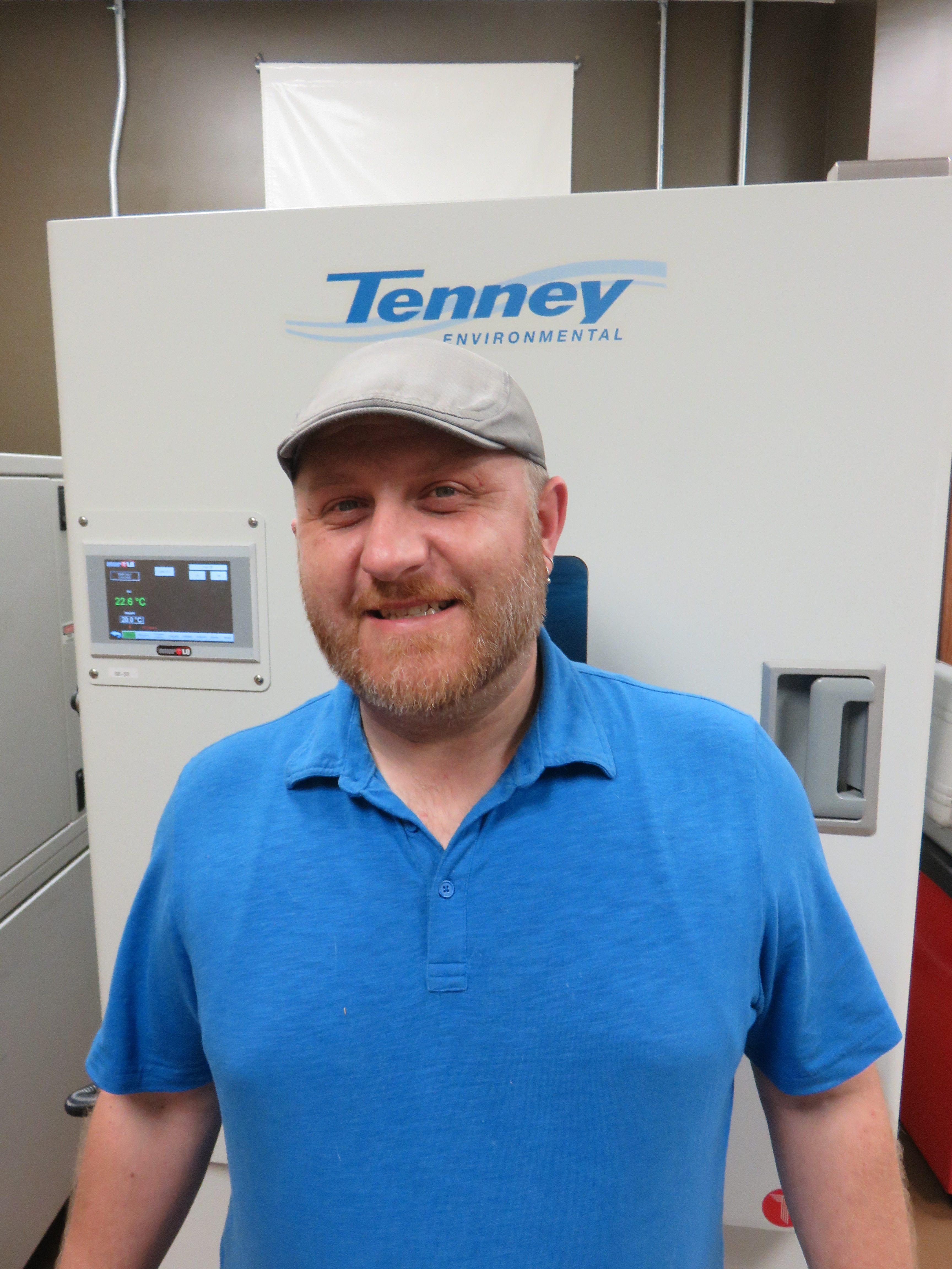 Steve Hertig : Engineering Test Technician